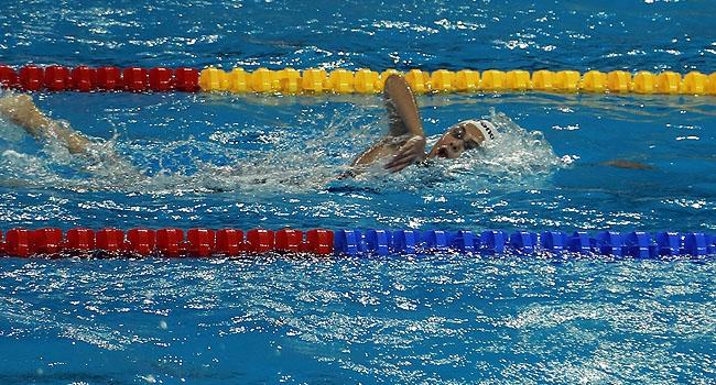 Milli yüzücü Arda Gürdal finalde