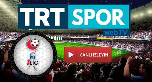 CANLI   Altınordu-Bucaspor